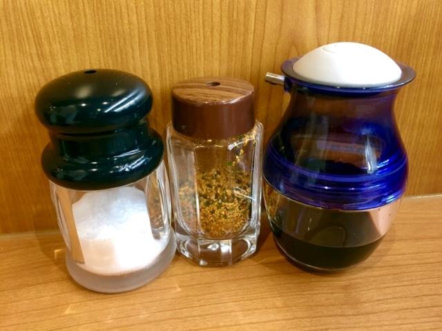 塩を固めない保存方法